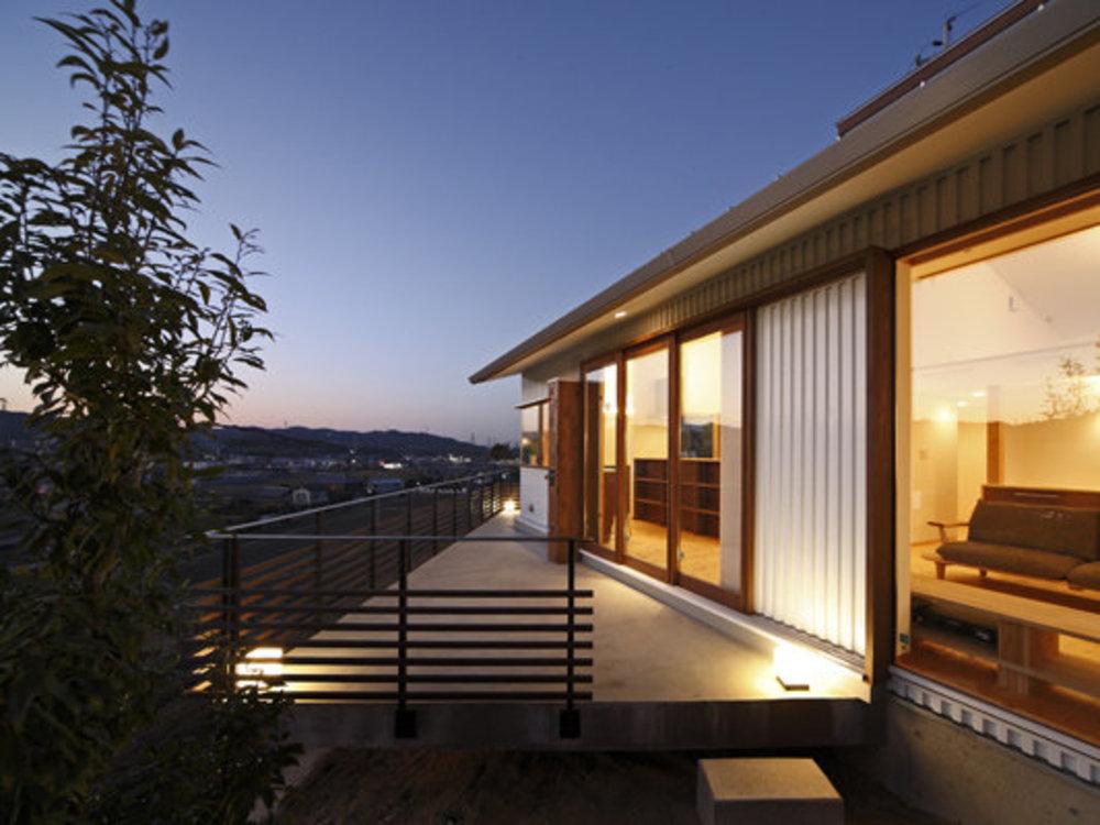 生駒の家   生駒の家-float terrace-