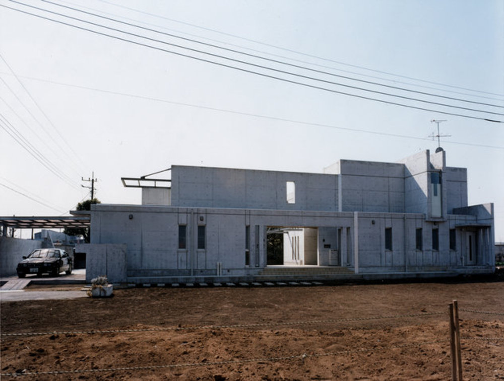 Casa Mの建築事例写真