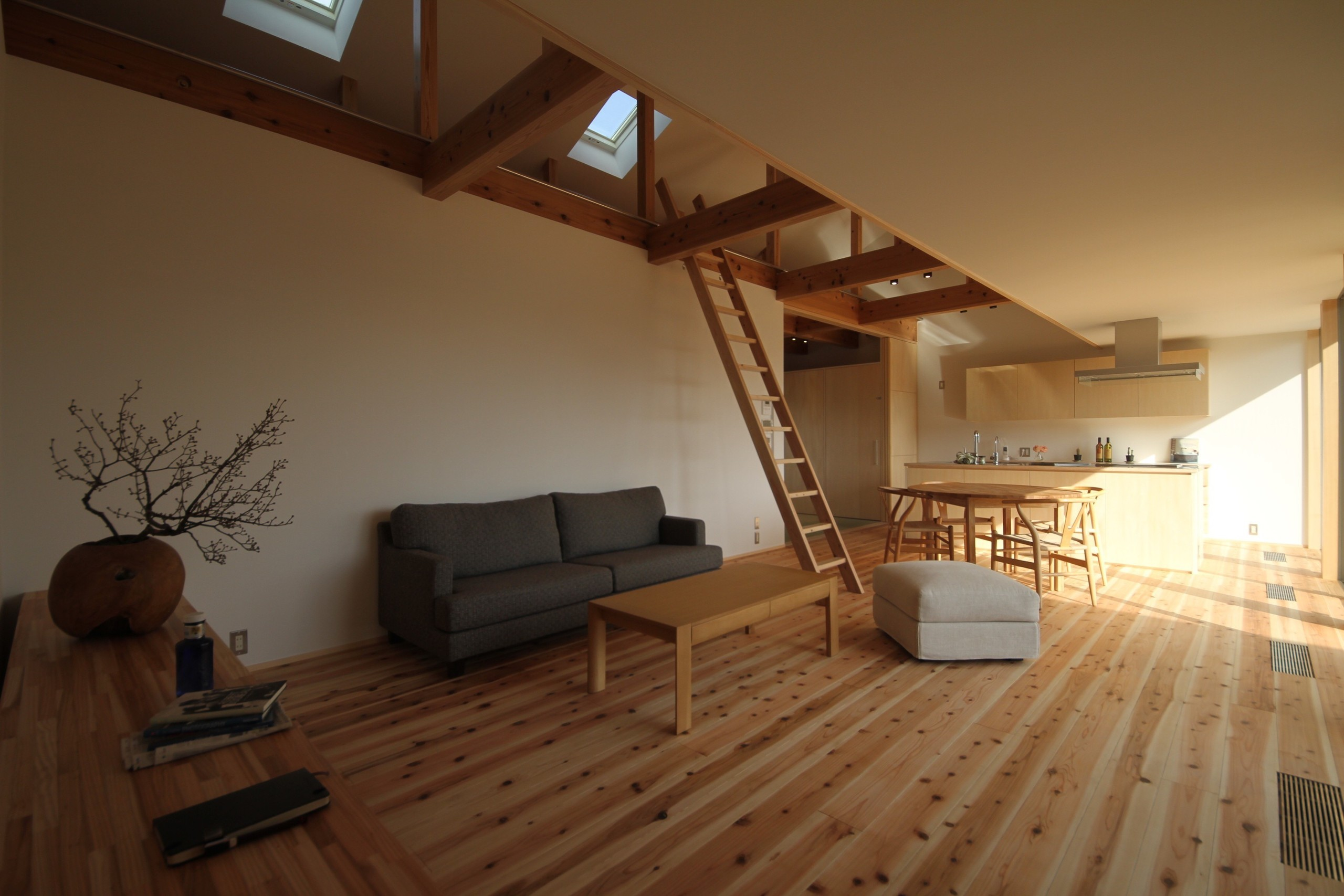 skatの建築事例写真
