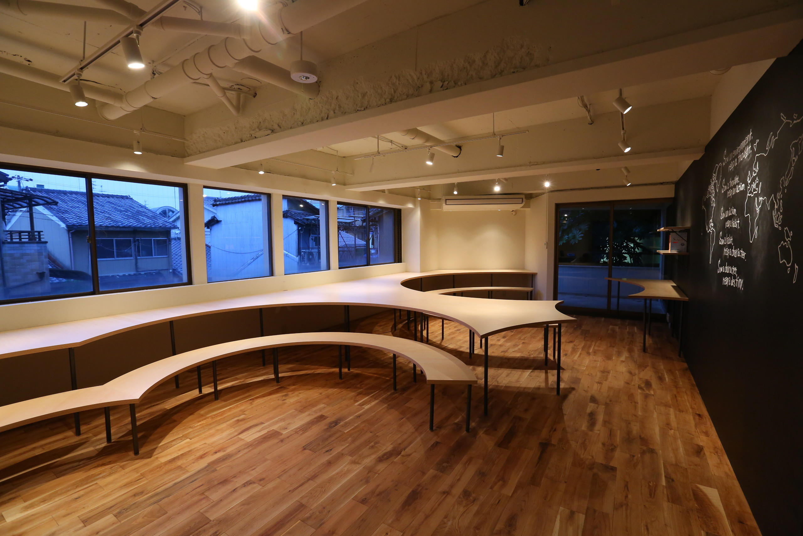 StudyRoom(学習塾)の建築事例写真