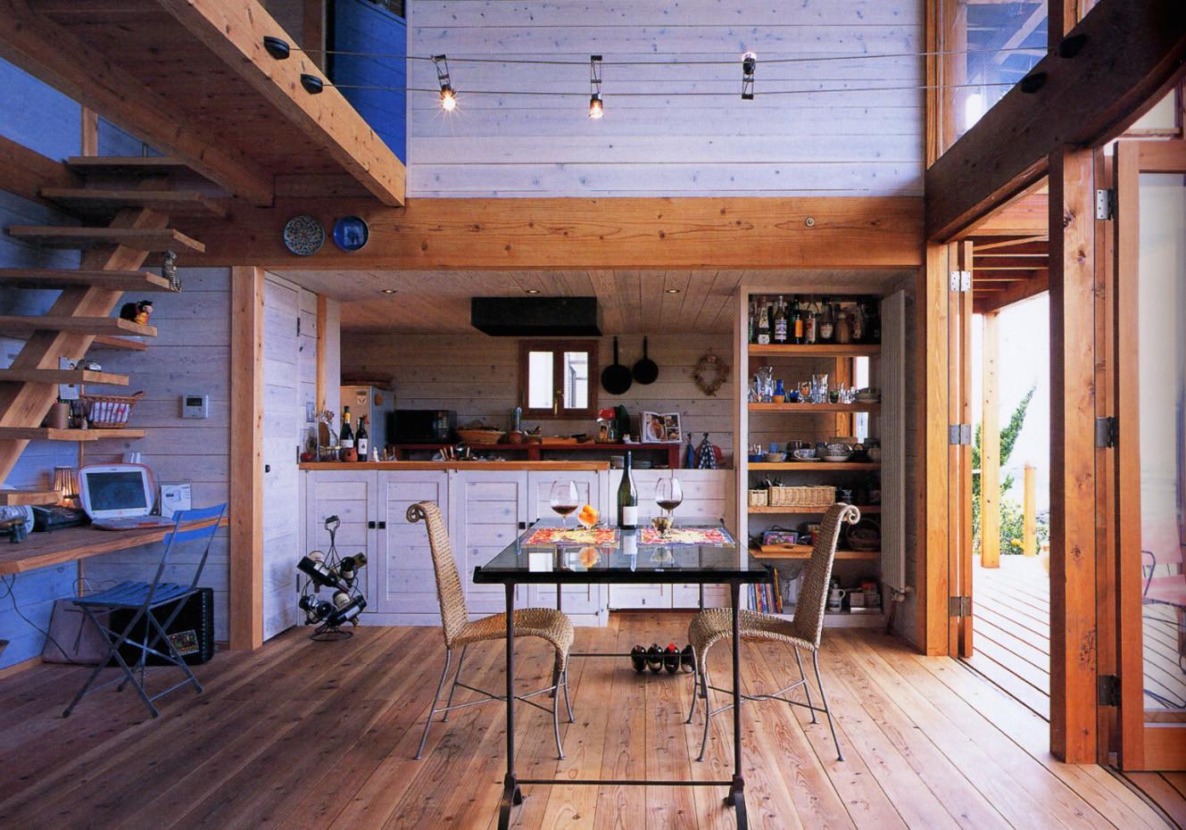 真鶴の家の建築事例写真