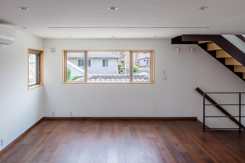 大田区北千束の家の建築事例写真