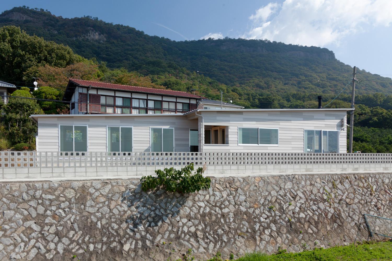屋島の家の建築事例写真